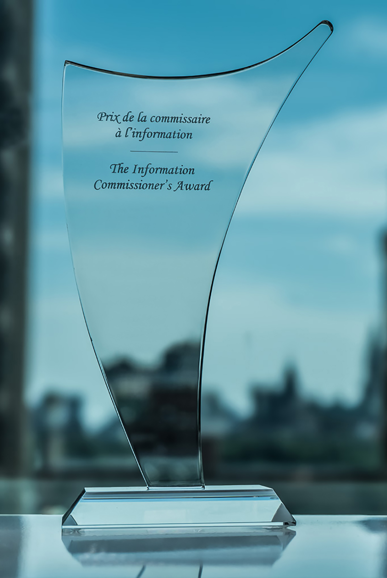 Commissioner's award