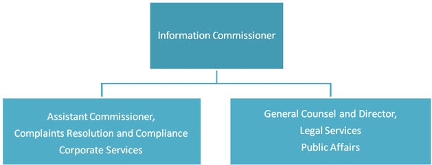 The OIC's organizational structure